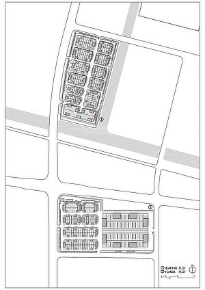 gmp, von Gerkan Marg und Partner, Shanghai Lingang Remanufacturing, Nanhui, Pudong, China