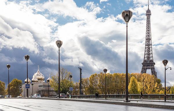 Jean-Michel Wilmotte, Wilmotte & Associés, Russian Orthodox Spiritual and Cultural Center, Paris, France, Louis Benech, Ceba