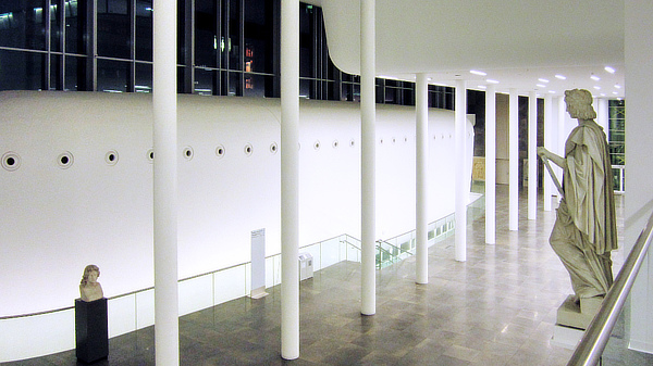 Erick van Egeraat, Neues Augusteum, Leipzig, Sachsen, Germany