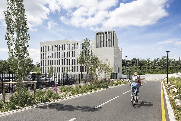 Piuarch, Stefano Sbarbati, Incet Ingénierie, Siège social d'IDF Habitat, Champigny-sur-Marne, Paris, France