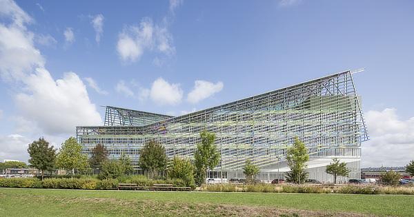Jacques Ferrier Architecture, Métropole Rouen Normandie, Studio Pauline Marchetti, Sensual City Studio, C&E ingénierie, France