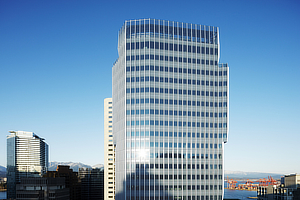 HGS, Harry Gugger Studio, The Exchange, Iredale Group Architecture, Vancouver, Canada