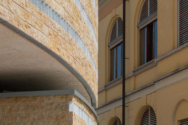 Mario Botta, Teatro dell'Architettura, Mendrisio, Ticino, Switzerland, Accademia di Architettura