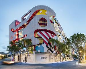 Miami Museum Garage, WORKac, J. Mayer H., Nicolas Buffe, Clavel Arquitectos, K/R, Florida