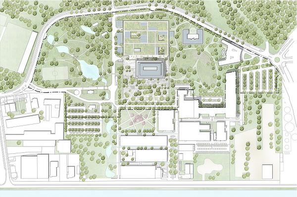 Schmidt Hammer Lassen Architects, Solvay, Bruxelles, Brussel, Belgium, Modulo Architects, Ontwerpbureau Pauwels