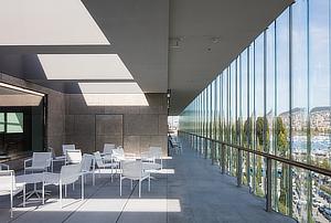 Swiss Re Next, Diener & Diener, Roger Diener, Zürich, Proplaning, Ernst Basler + Partner, Vogt Landschaftsarchitekten