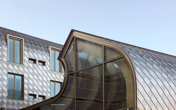Alison Brooks Architects, Exeter College Cohen Quad, Oxford, United Kingdom, Dan Pearson Studio, Civic