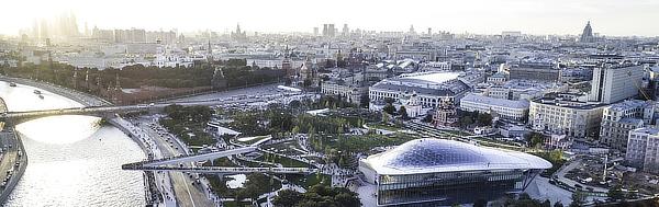 Zaryadye Concert Hall, Reserve, Moscow, Russia, Vladimir Plotkin, Sergey Kuznetsov, Diller Scofidio + Renfro
