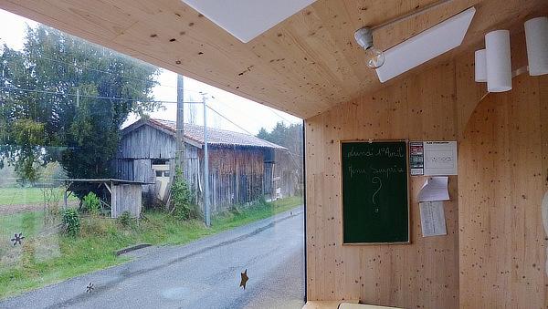 BAST, Bureau Architectures Sans Titre, School refectory E26, Montbrun Bocage, Occitanie, France