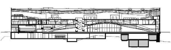Helsinki Central Library, Oodi, ALA Architects, Helsinki, Finland, Ramboll Finland