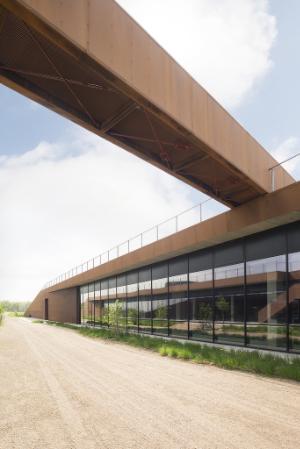Solrødgård Water Treatment Plant, Henning Larsen, Hillerød, Denmark, Gottlieb Paludan, Orbicon, Solrodgaard