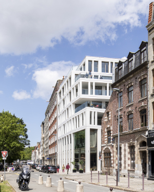 CAAU, Coldefy & Associates Architects Urban Planners, Le Peuple Belge, Lille, France, Thomas Coldefy, Isabel Van Haute