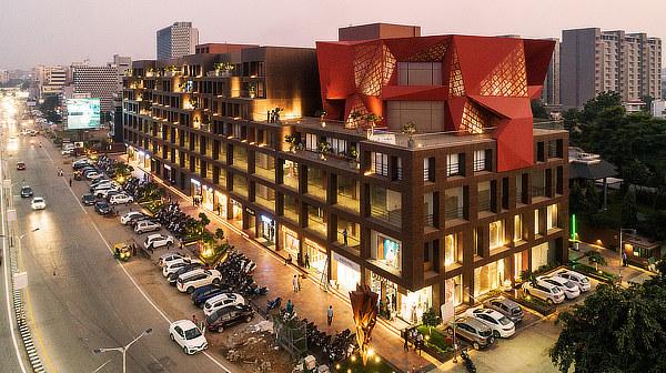 Sanjay Puri Architects, Stellar, Bodakdev, Ahmedabad, Gujarat, India