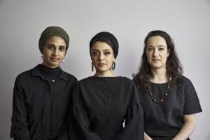 Counterspace, Sumayya Vally, Amina Kaskar, Sarah de Villiers, Serpentine Pavilion 2020, London,