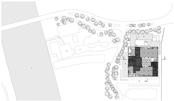 Neri&Hu, Junshan Cultural Center, Miyun, Beijing, China, Lyndon Neri, Rossana Hu