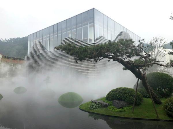 aoe, Larry Wen, Shanxiao Sales Pavilion, Chongqing, Nanshan, China, Chongqing Changxiaanji Architectural Design