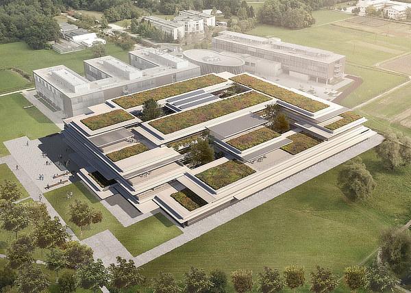 Sadar + Vuga Arhitekti, Faculty of Mechanical Engineering, University of Ljubljana, Slovenia, Fakultete za strojništvo, IBE, BRUTO