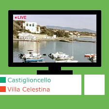 Villa Celestina, Vittorio Cafiero, Castiglioncello, Pineta Marradi, Rosignano Marittimo