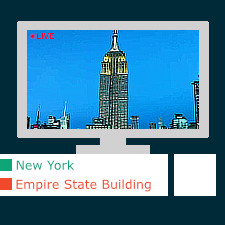 Empire State Building, Shreve, Lamb & Harmon, Manhattan, New York
