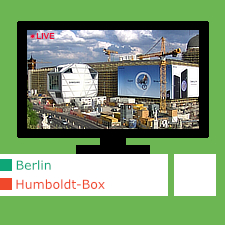 KSV Krüger Schuberth Vandreike, Humboldt-Box, Berlin, Museum Insel, Germany