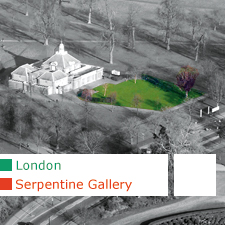 Serpentine Gallery Pavilions