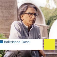 Balkrishna Doshi, Pritzker Architecture Prize 2018