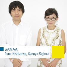 SANAA Kazuyo Sejima Ryue Nishizawa