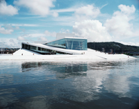 Snohetta Norwegian National Opera & Ballet Oslo