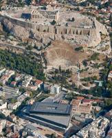 Acropolis Museum Athens Bernard Tschumi