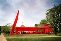 Jean Nouvel Serpentine Gallery Pavilion London