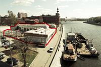 OMA Rem Koolhaas Moscow Strelka