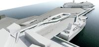 C.F. Moller Ferry Terminal Stckholm