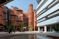 Foster + Partners Masdar Institute campus Abu Dhabi