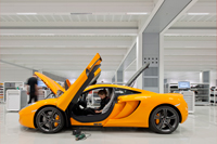 Foster + Partners McLaren Production Centre