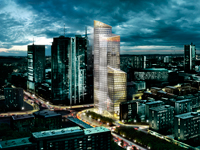 Schmidt Hammer Lassen Office Tower Warsaw