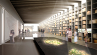 Foster + Partners Narbonne Musee Romanitee