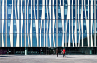schmidt hammer lassen architects University of Aberdeen Sir Duncan Rice Library