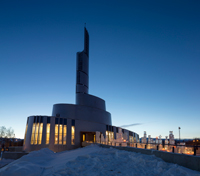 Cathedral of the Northern Lights Alta schmidt hammer lassen