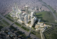 HOK Istanbul International Financial Center