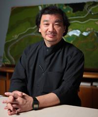 Shigeru Ban Pritzker Architecture Prize 2014