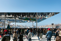 2014 European Prize for Urban Public Space Foster + Partners Michel Desvigne Marseille Vieux Port