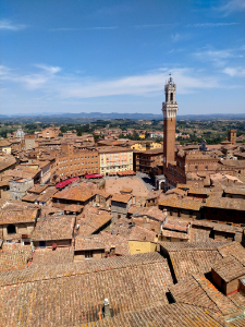Siena, Cittò di cultura, cultura della città, giugno 2019, Accademia Senese degli Intronati