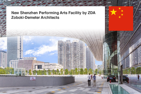 ZDA Zoboki Demeter Nanshan Cultural Center Shenzhen
