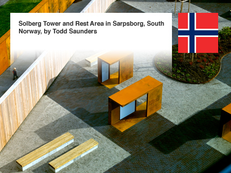 Todd Saunders Solberg Tower