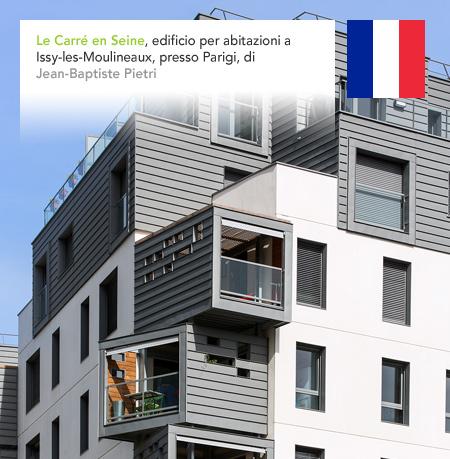 Jean Baptiste Pietri Le Carré en Seine Issy-les-Moulineaux