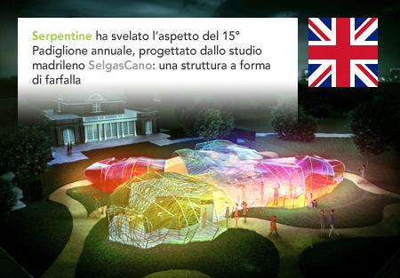 Serpentine Gallery Pavilion 2015 SelgasCano