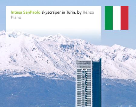 Renzo Piano Building Workshop Grattacielo Intesa SanPaolo Torino