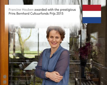 Francine Houben Mecanoo Prins Bernhard Cultuurfonds Prize 2015