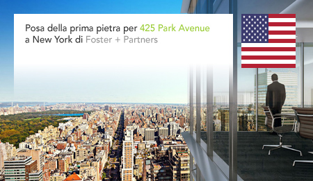 Norman Foster, Foster + Partners, 425 Park Avenue, New York City