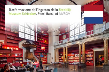 MVRDV, Stedelijk Museum Schiedam, Netherlands